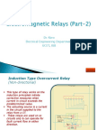 Electromagnetic Relays (Part-2)