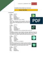 Deskripsi Fosil Pemetaan Geologi