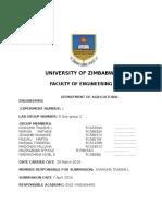 Group d3 Mechanical Assignment