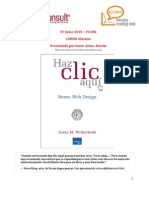"Resumen ""Haz Clic Aquí - Neuro Web Design"" - The Monday Reading Club"