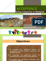 Acceptance Lynas Mining