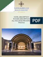 Annabelle Beach Resort 5 Star All inclusive hotel Crete