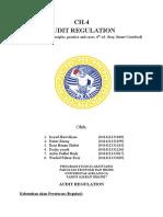 Audit Regulation Ch.4 The Audit Process,  practices and Cases. Gray, Stuart