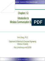 introduction to wireless communication