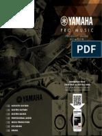 Catalogo ProMusic 2015