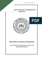 Lab Manual ChE-492