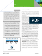 VMware Virtual SAN Datasheet