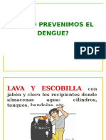 Sesion 2 El Dengue