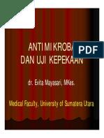 Bbc313 Slide Antimikroba Dan Uji Kepekaan