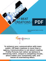 OFF-Beat Creations Inc Edited .pptx