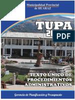 Tupa2014 Municiupalidad de Huaraz