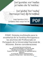 2ª JIF - Enseñanza Fonetica