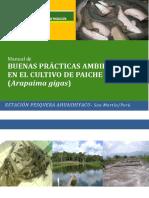 Manual Bpa Cultivo Paiche Ahuashiyacu