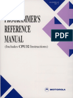 M68000PRM - A Manual for the Ti 89 Possibly