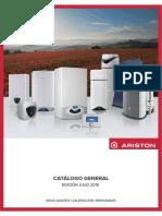 796 Catalogo Aerotermia ERP Ariston 2015