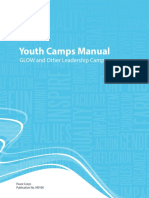 Peace Corps GLOW Youth Camps Manual  2013 FOIA