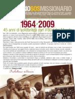 Notiziario SOS Missionario - Novembre 2009