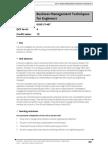 SPEC U7 Business Management Techniques