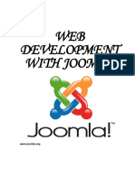 Web Development Joomla 2012