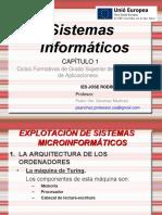 Tema 1. Explotación de Sistemas Informáticos