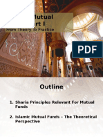 Islamic Mutual Funds Presentation Part I