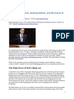 De Soto and Banks and Recession Lecture Oct 2010