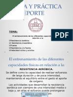 Teoría y Práctica Del Deporte - Ppt