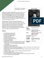 Thomas Wolfe – Wikipédia, A Enciclopédia Livre