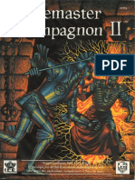 Rolemaster -FR- Compagnon 2