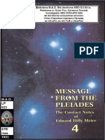 Bbltk-m.a.o. Lp-923 Message From the Pleiades - The Contact Notes of Eduard Billy Meier 4 - Vicufo