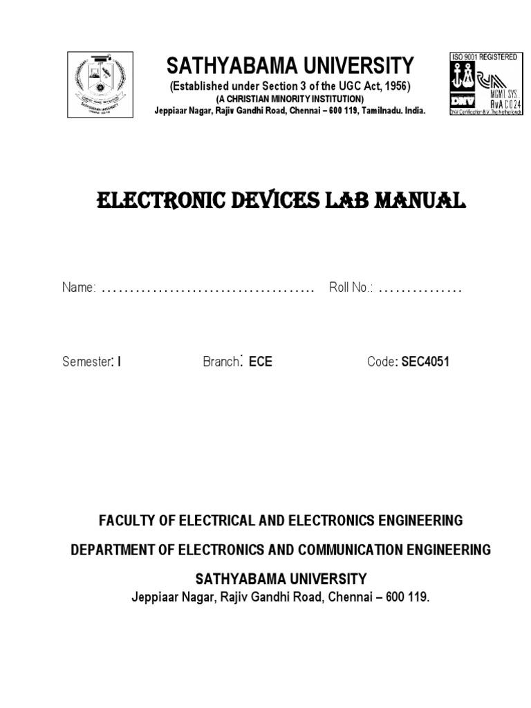 Electronics Labpdf Field Effect Transistor 5v To 12v Inverting Switching Regulator Electronicslab