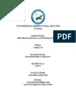 Tarea 6 Metodologia de La Investigacion II hernan leyba