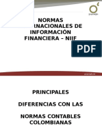 Principales Diferencias Entre Niif vs Co-1