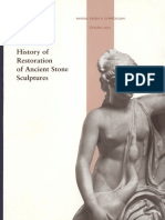 History of Restorationof Ancient Stone Sculptures. 2003.pdf