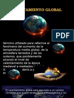 Material de Calentamiento Global, Efecto Invernadero, Cambio Climatico