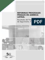 Reformas Procesales Penales en América Latina