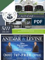 DJCC Calendar 5777