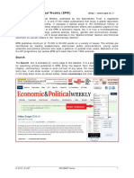 Economic and Political Weekly-new
