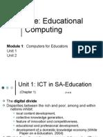 ICT Education