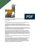 Elaborar Base de Jabon de Glicerina1