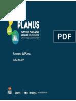 #Plamus Apresentacao PanoramadoPLAMUSCAU-SC2jul15-Mauricio Feijo