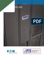 Eaton 9395 UPS Brochure