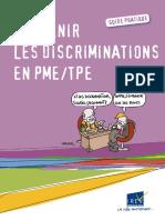 Prévenir les discriminations en PME/TPE