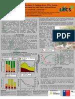 Avances Caracterización de un gradiente de degradación en el piso del bosque Esclerófilo, en la comuna de San José de Maipo, Región Metropolitana. Reyes, i. Et Al. 2013.