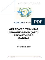 Coscap Bagasoo Ato Proc Manual