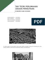 Pengantar Teori Perumahan Dan Desain Perkotaan