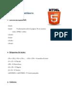 HTML Instantáneo