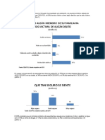 El Incremento de La Delincuencia en El Ecuador Ha Inquietado a La Población