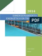 Dimensionamiento Energético Tranvías