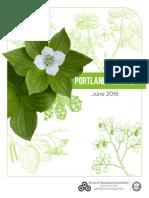 Portland Plant List